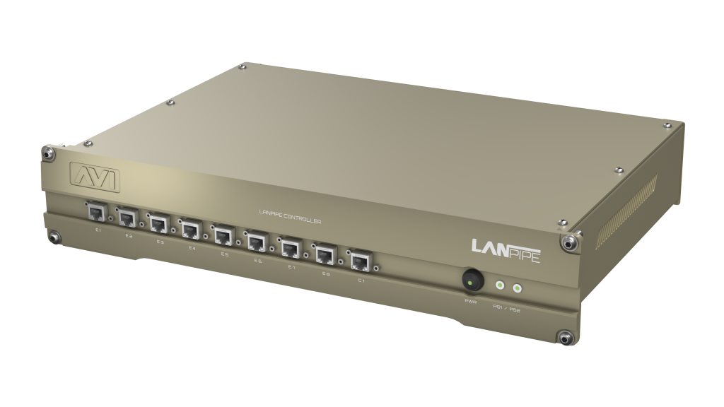 AVI 8942 LANpipe Controller Appliance
